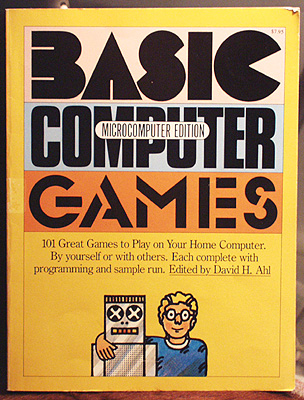 how to make a basic computer game