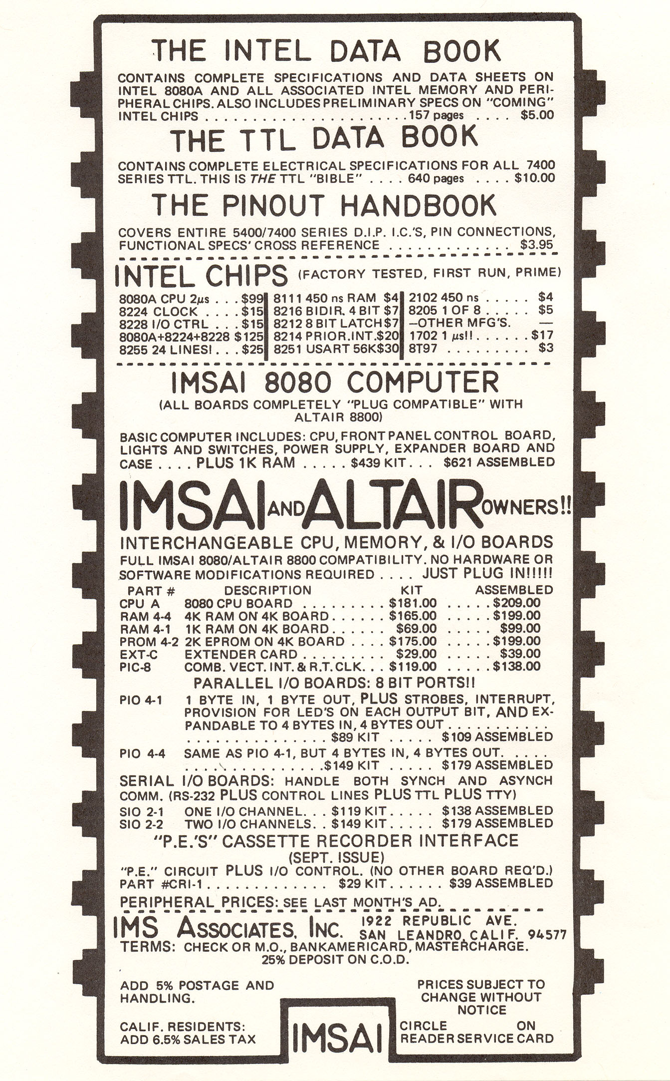 Digbarn Documents Imsai Key Corporate From Beginning To End 7400 Ic Chip For Pinterest Ad