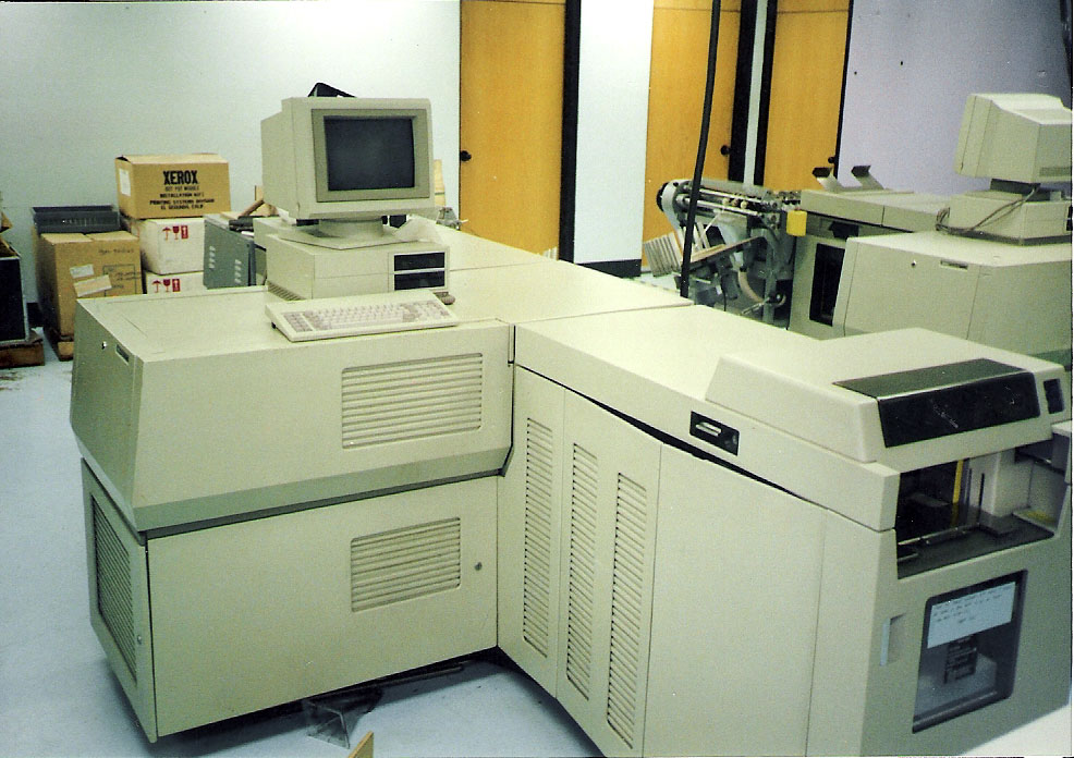 invention of the laser printer Who is the inventor of printer  but the invention never made it to europe until after  who is renowned for inventing the laser printer while working for.