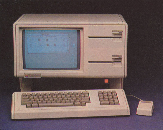 digibarn systems  apple lisa 1 prototype