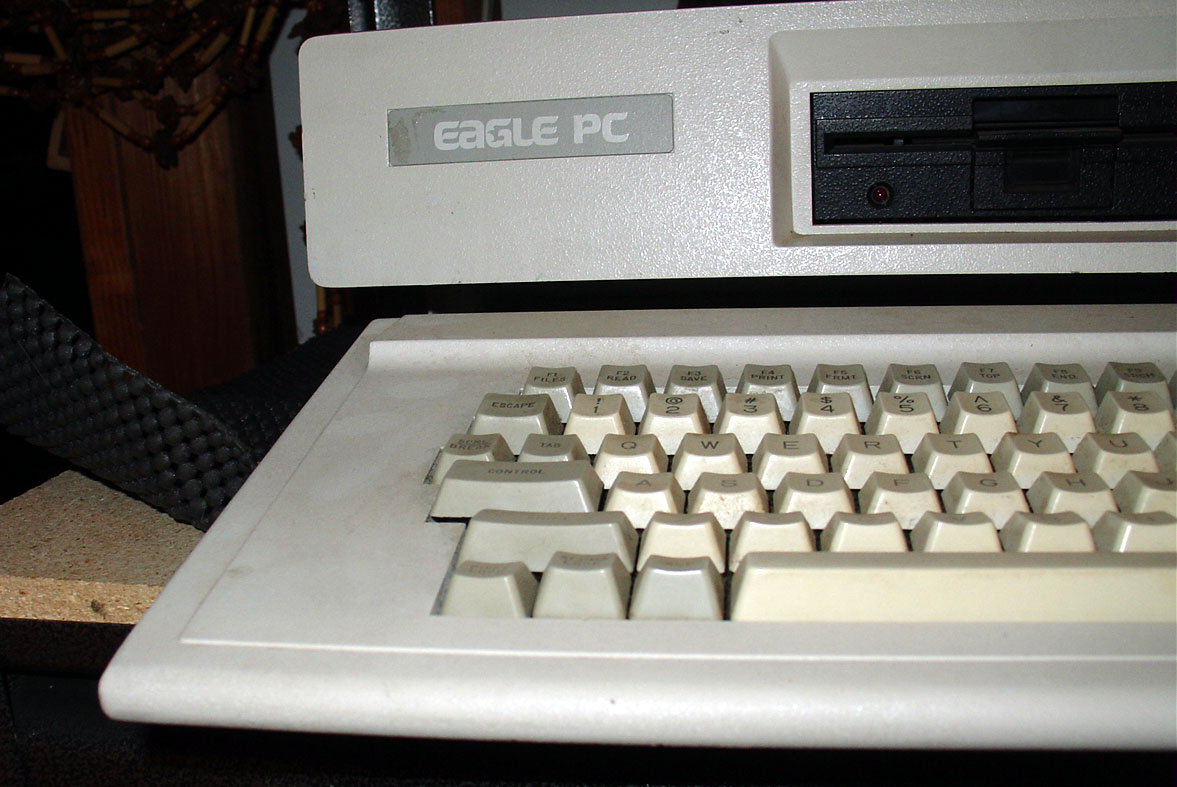 DigiBarn Systems: Eagle PC II