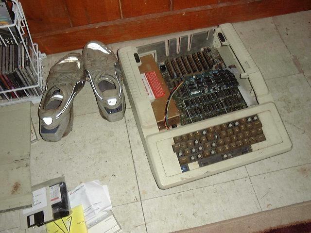 digibarn stuff rs computer tennis shoes